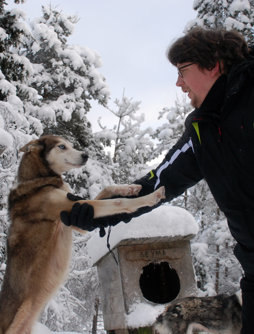 Jan, der Hundeflüsterer