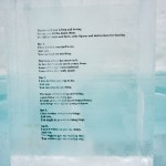book of love in ice